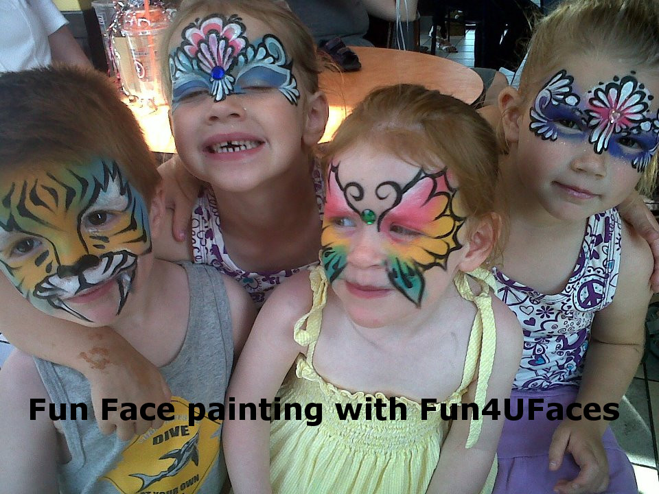 Face Painting and Body Art - Fun4UFaces